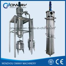 Thin Film Distiller Vacuum Distillation Equipment Rotary Evaporator Used Cooling Oil Purification Machine