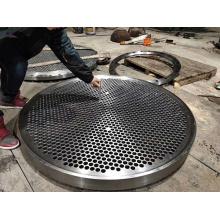 ASTM A516 Gr.70 Wärmetauscherrohrblech