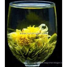 Fu Ron Jie Mei verde florescimento chá-BMG055