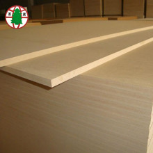 China Factory for Melamine Raw Plain MDF Board First Class Poplar Core Plain MDF Board supply to Indonesia Importers