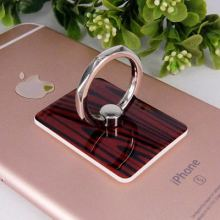 Reusable multi-function mobile phone ring holder