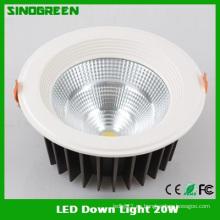 Alta calidad LED abajo luz Ce RoHS FCC UL