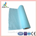 55%wood Pulp 45% PET cleaning wipes industrial product