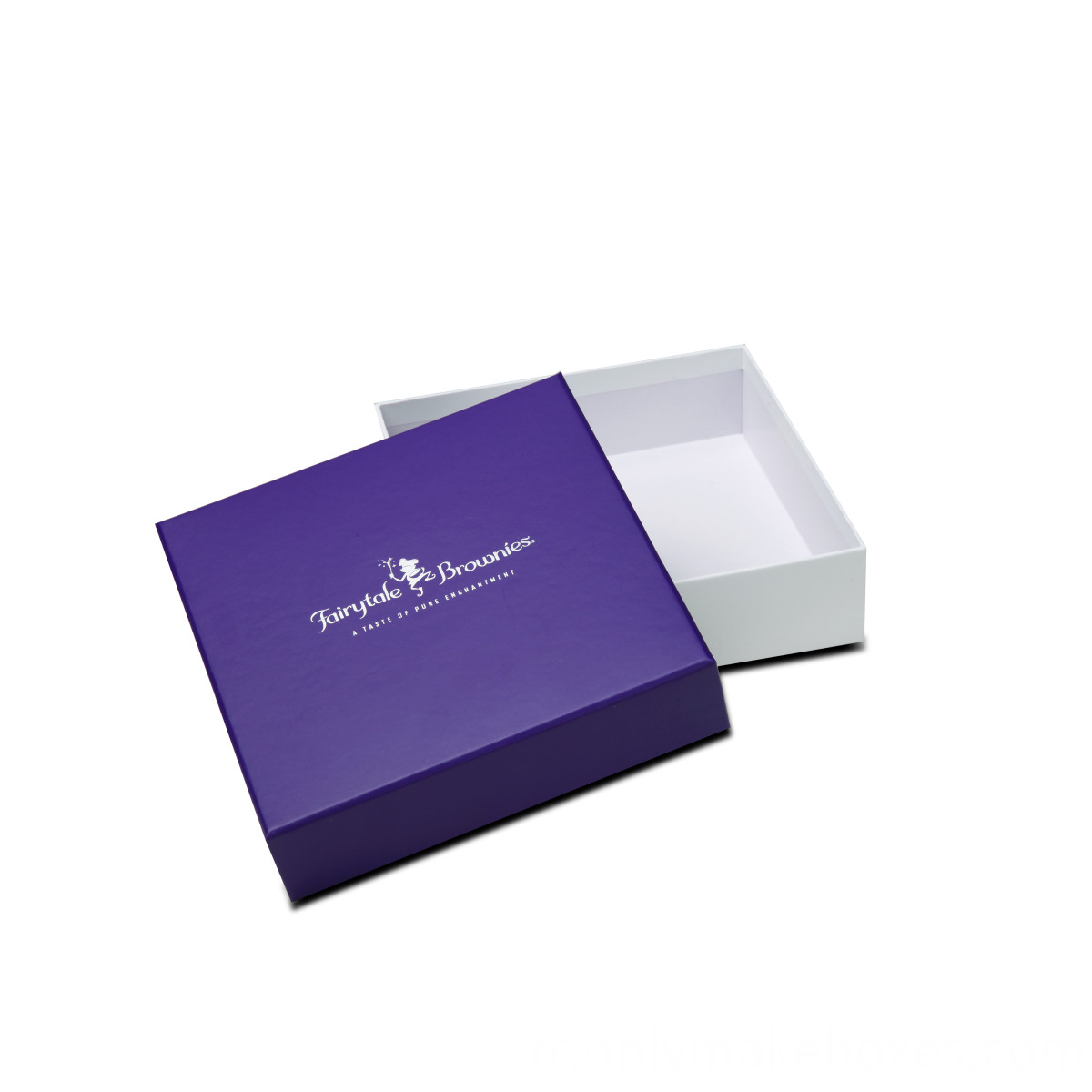 top&bottom paper gift box with lid