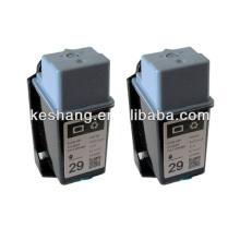 New products business compatible Inkjet ink cartridge for HP29 for ink DeskJet 600