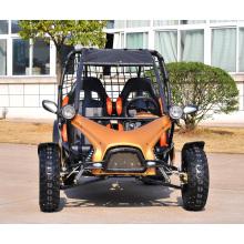 Gas Elektro CVT Balance Bar Motor Go Kart für Bauernhof Kd 200gkj-2