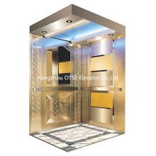 OTSE 1600kg 21person elevadores hidráulicos china