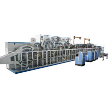 High speed adult diaper production line