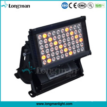 Outdoor RoHS 60X5w Rgnaw DMX Wall LED Washer Light