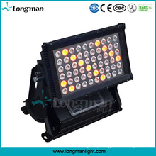 Outdoor RoHS 60X5w Rgnaw DMX parede LED arruela luz