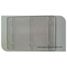 """12""""X17"""" Stainless Steel 304 Cake Cooling Rack"""