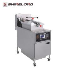 Freidora de presión eléctrica de pollo o gas comercial de acero inoxidable K530
