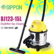 Small Household Wet & Dry Aspirador / Eletrodomésticos / Coletor de Pó / Piso e Máquina de limpeza do tapete