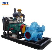 Pompe à eau diesel agricole de 8 pouces