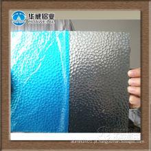 Folha de espelho de alumínio polido de 3mm com 4mm com alta qualidade