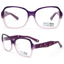 New Models of Glasses Frames Stylish Optical Frame Acetate Eyewear Optical (BJ12-003)