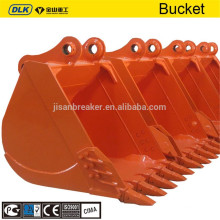 excavator bucket, excavator bucket teeth, stainless steel bucket