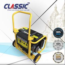 CLASSIC CHINA 220v Tragbarer Generator Preis Dubai, erfahrener Lieferant Benzin-Generator 7.5hp