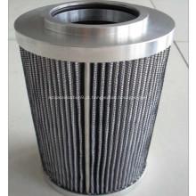 Cartucho de filtro industrial do pó / ar de aço inoxidável