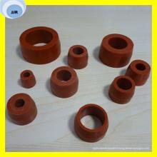 Joint torique de joint d'huile de joint de silicone rouge pour la machine