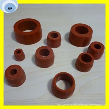 Красный силиконовый уплотнение Колцеобразное уплотнение уплотнения масла для машины