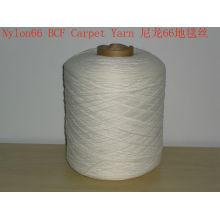 Hilado de alfombra de nylon 66 BCF 1560Dtex / 84F / 2