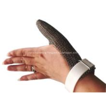 Dubetter One Finger Protection Metal Mesh Glove