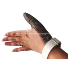 Dubetter One Finger Schutz Metall Mesh Handschuh