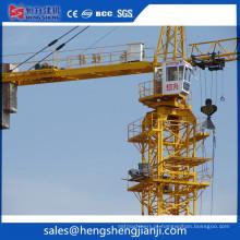 Guindaste de torre Qtz4208 fabricado na China por Hsjj