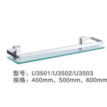 vente en gros étagère de serrage étagère en verre U3501