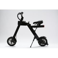36V / 300W Two Wheel Lithium Battery Electric Mini Foldable Scooter (BN210A)