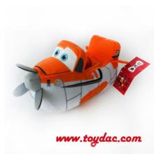 Kids Stuffed Plane Slipper
