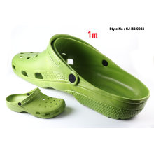Big Platform Clogs Summer High Heel Sandals Clog Slippers Girls Large Size Sandal Ladies Sandals