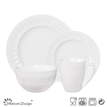 High Luxury 16PCS Restaurant Dinnerware Set