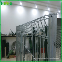 Security Roll top Panel BRC Fence