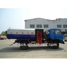 Dongfeng 145 гидравлический погрузчик-мусоровоз-12000L
