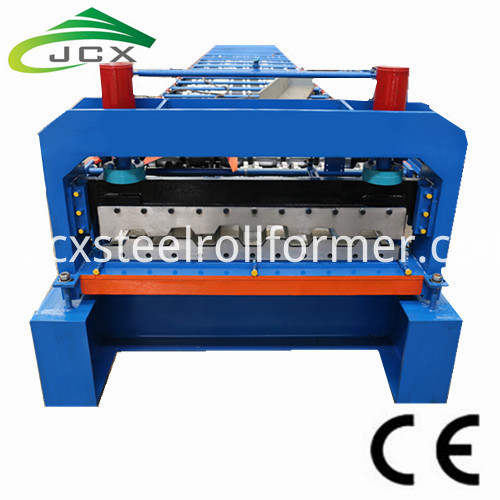 Carriage Board Can Panel Roll Forming Machine