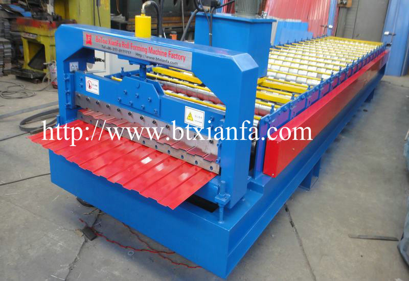 Wall Sheet Forming Machine (2)