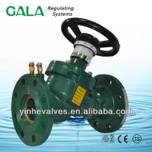 Ductile Iron Fixed Orifice Double Regulation Valve
