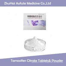 Western Medicine Tamoxifen Citrate Tablets& Powder