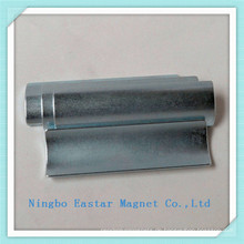 N38uh Arc Form Permanent Neodym-Magneten für Motor