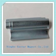 N38uh дуги форме постоянного неодимовый магнит для мотора