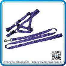 Chiina Wholesale Dog Leash with Collar for Promotional