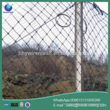 Steinschlag Netting Fabrik Hang Schutz Mesh Netting Rock Barrier Mesh