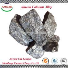 экспорт кремния кальция/порошок Сика в Корею для литейного производства