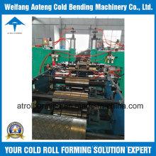 Dreirad / Wagenplatte mit Coining Roll Umformmaschine