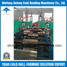 Tricycle/ Carriage Plate with Coining Roll Forming Machine