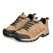 Men′s Outdoor Hiking Shoes