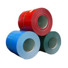 zink coated coated steel coil