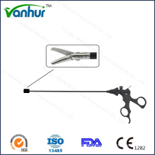 5 мм Лапароскопические инструменты Изогнутые ножницы с двойным действием
